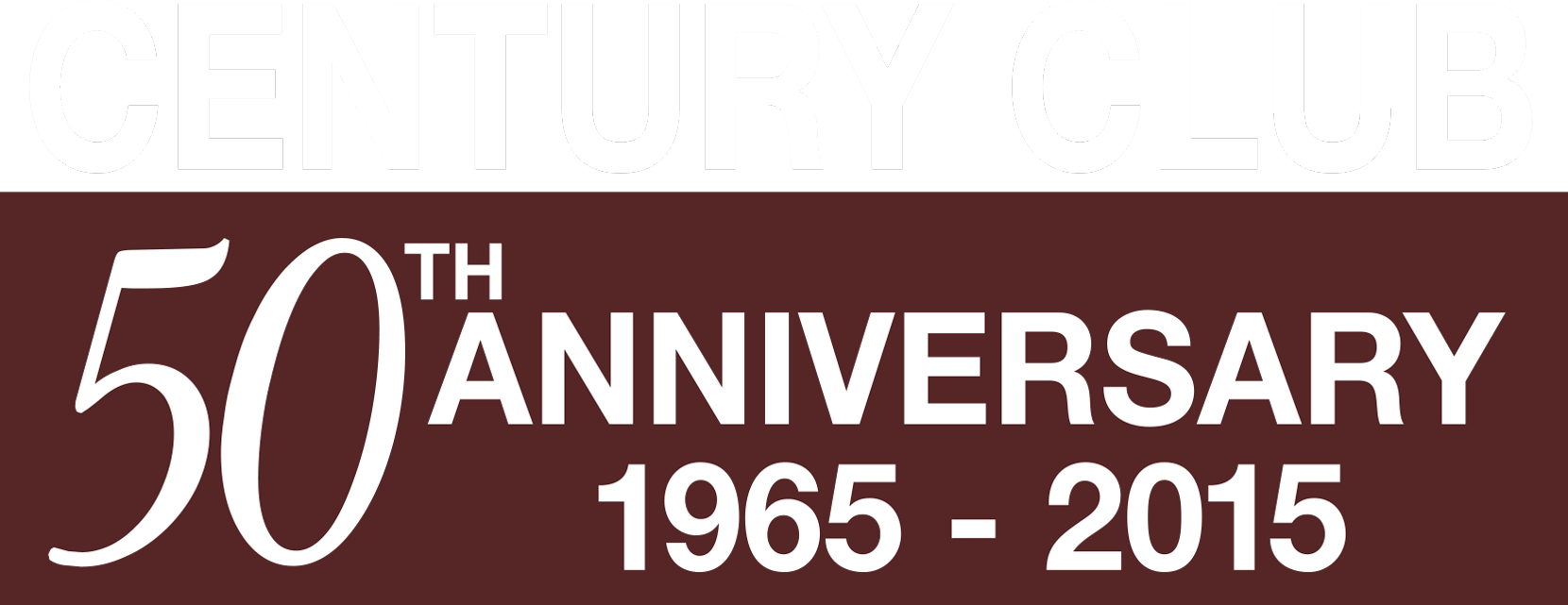 Century Club 50th Anniversary
