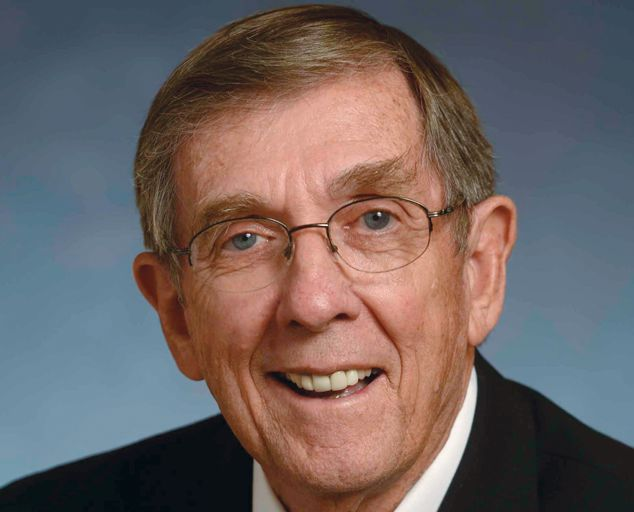 Dwain Mayfield '59, Chair of the Board