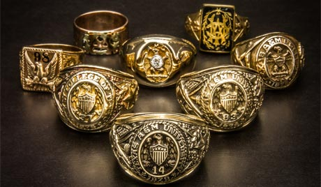 Aggie Ring design and history
