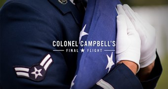 Colonel Campbell's Final Flight
