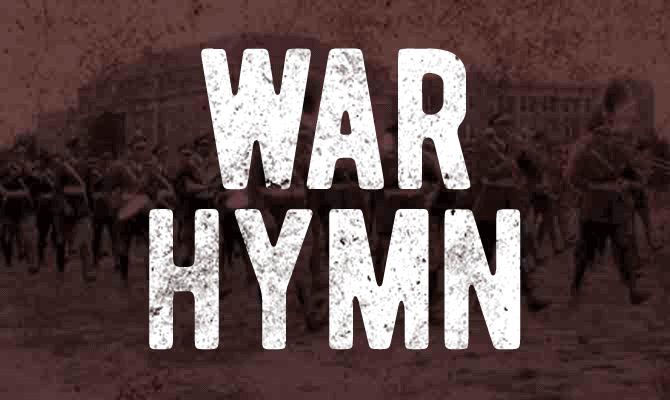 the war hymn