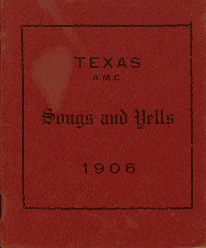The cover of a 1906 Yell Book