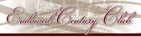 The Association of Former Students Endowed Century Club Email Banner