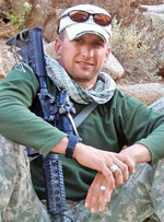 Staff Sgt. Christopher N. Staats '01