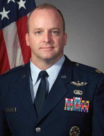 Lt. Col. Mark E Stratton '91