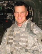 2nd. Lt. Peter Burks '03