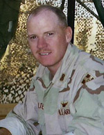 Chief Warrant Officer Richard Salter '85
