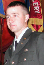 2nd Lt. Zachary R. Cook '08