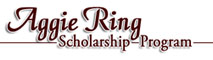 Aggie Ring Scholarship