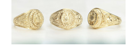 Women's Aggie Ring