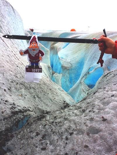 Howdy Loves Mendenhall Glacier