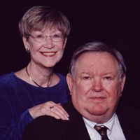 Joan and S. Wayne Adamik '58