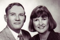Patricia and W. Albrecht, Jr. '63
