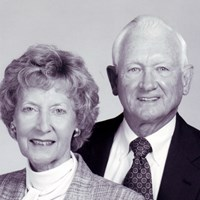 Gladys and William D. Allison '44