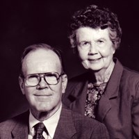 Josephine and John H. Atterbury, Jr. '45