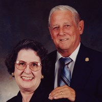Linda and George E. Bahlmann '57