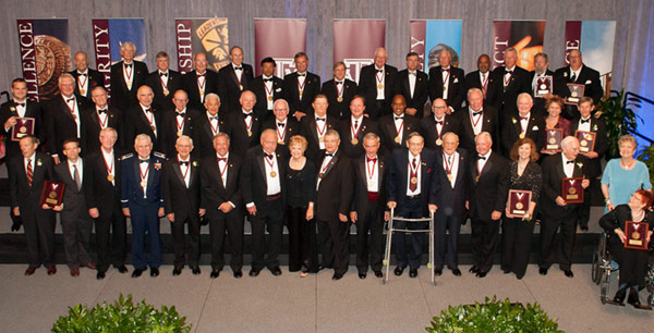 2012 Distinguished Alumni Gala