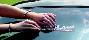 Century Club Decal