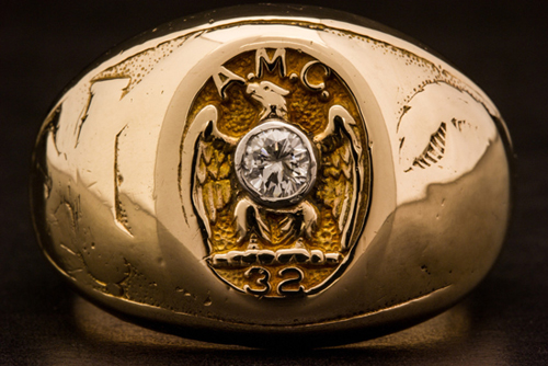 The Aggie Ring of James Earl Rudder '32 is part of the Rings of Special Significance collection.