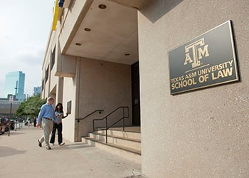 A&M Law School Ranked