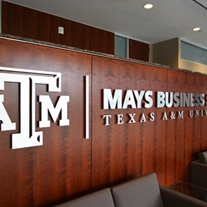 Mays Business School Honors Three Former Students