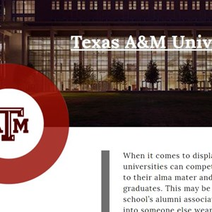 A&M Has Nation's #4 Alumni Network, Website Says
