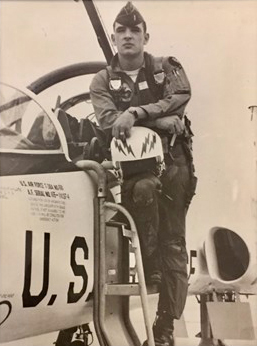 Aggie Pilot's Remains Buried At Arlington National Cemetery