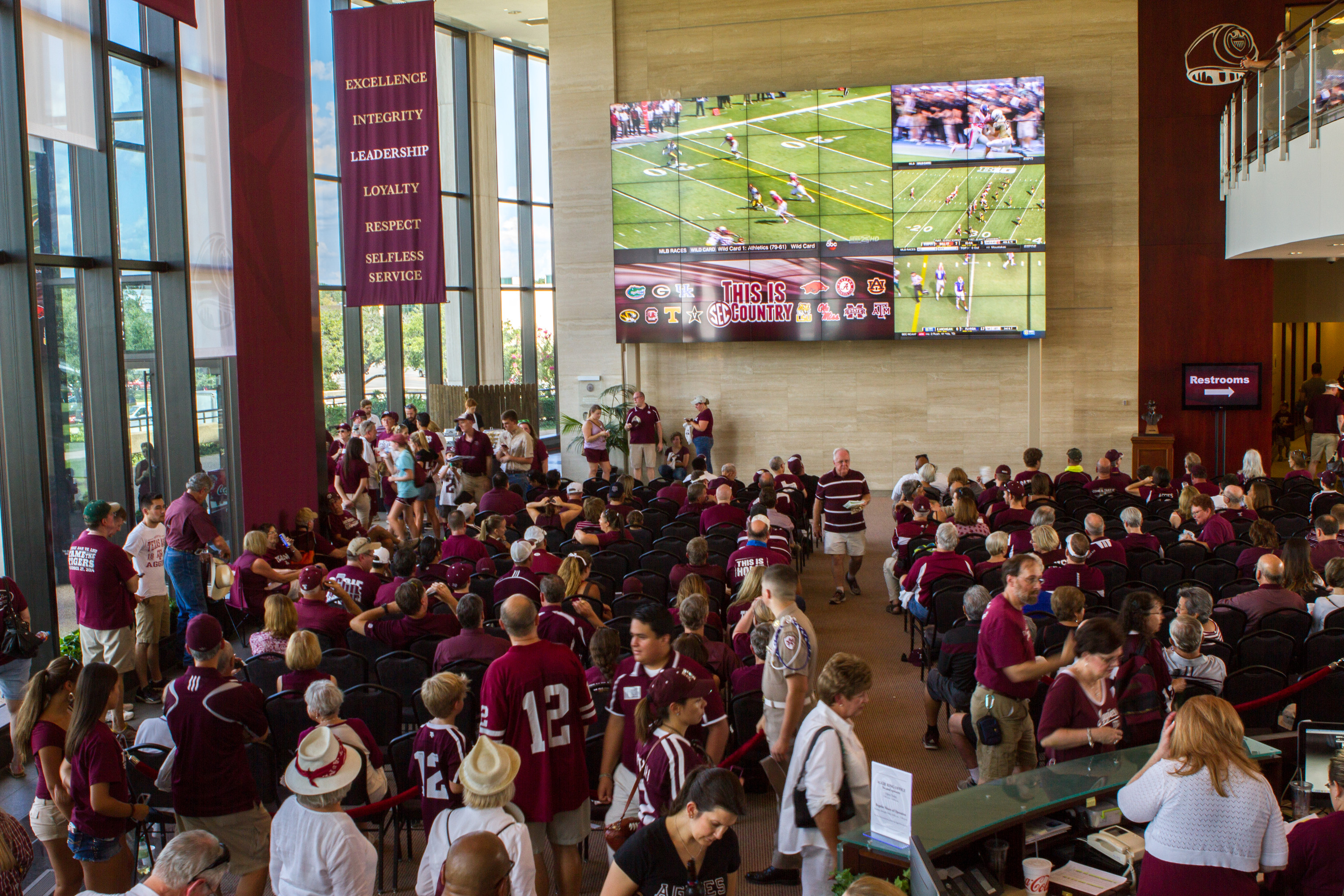 All-Aggie Tailgate For Mississippi State Is Free, Open To Public
