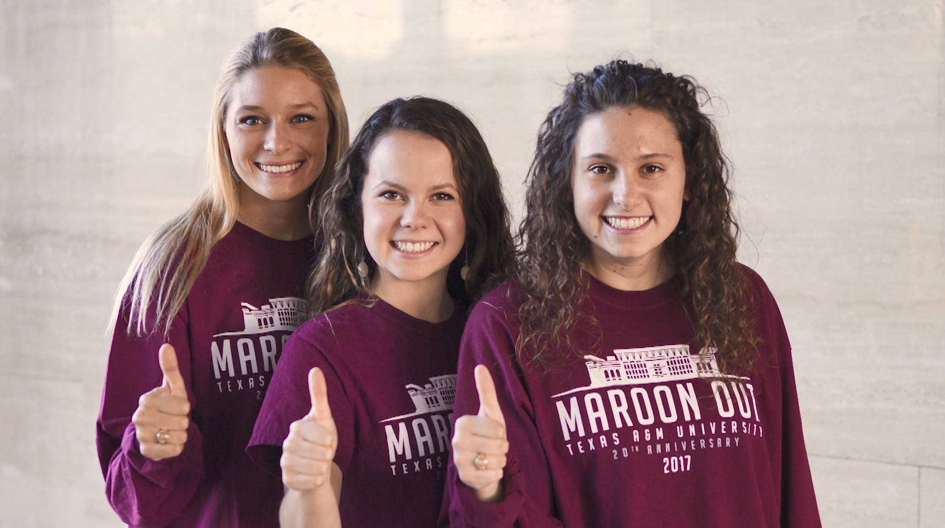 Century Club Impact Moment - Maroon Out