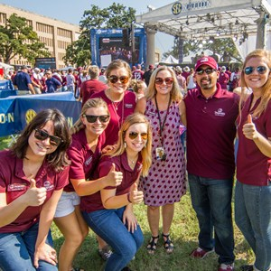 Midnight Yell And Free All-Aggie Tailgate Set For Ole Miss