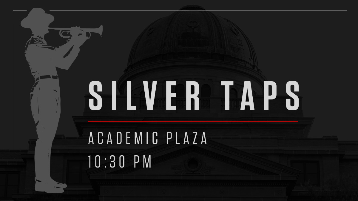 Silver Taps To Honor Four Aggies