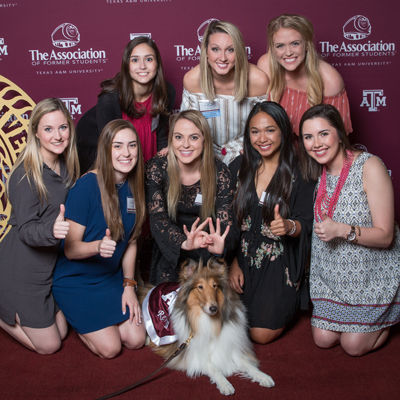 Aggie Greeks To Be Honored March 2