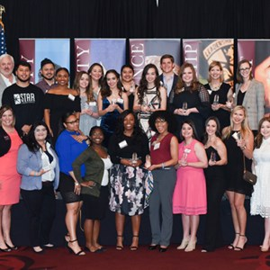 Former Student Network Honors Aggie Greeks