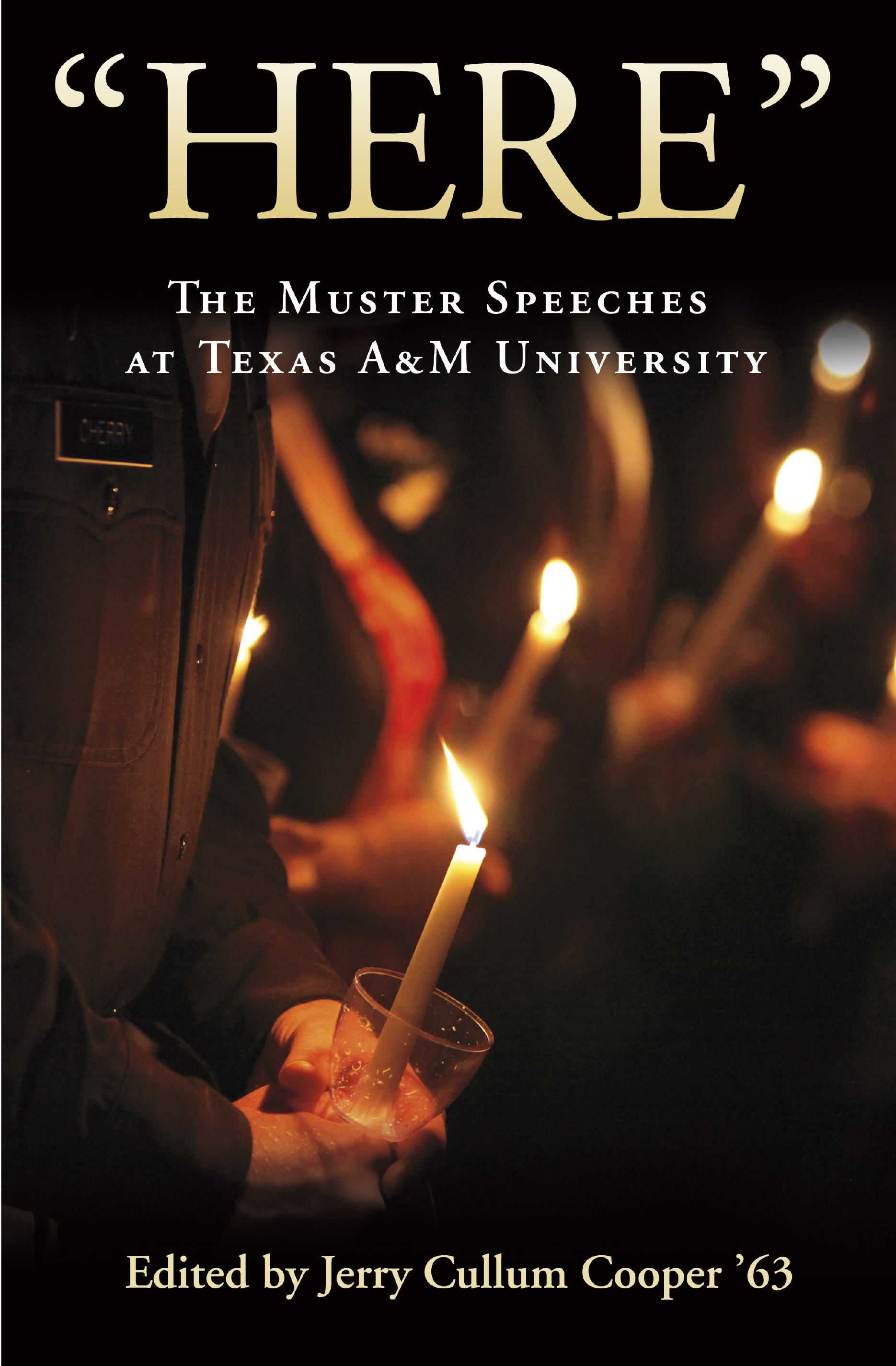 New Book Collects Aggie Muster Speeches