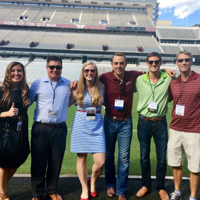 Real Estate Aggies To Converge In Frisco