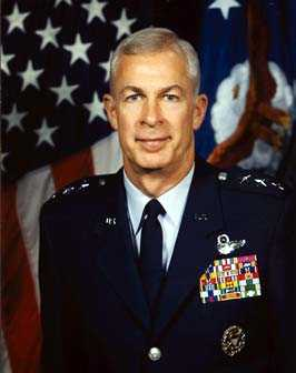 Lt. Gen. Peterson '66 To Be Interred In D.C. June 18
