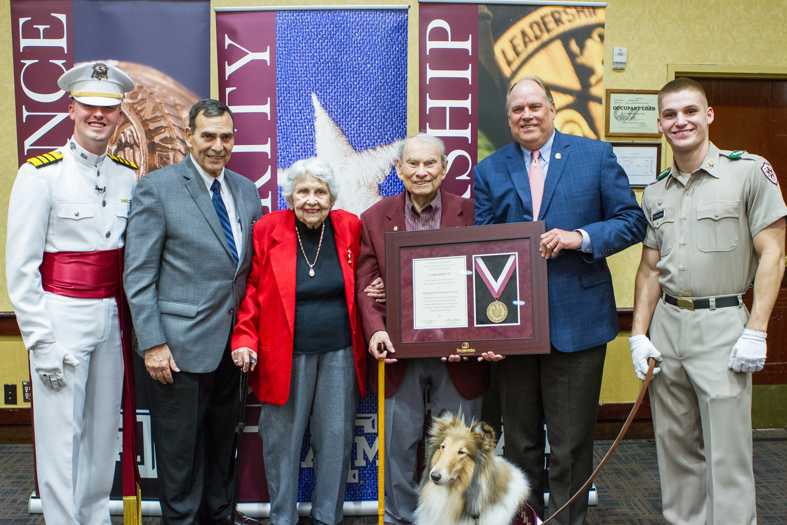 4 Brazos County Aggies among A&M 2018 Distinguished Alumni