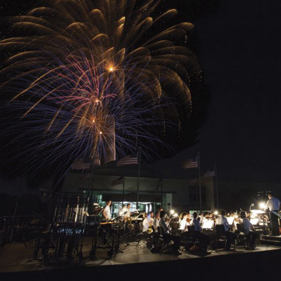 Fourth of July Events Around College Station