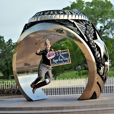 More Than 4,300 Students Order Aggie Ring: What Comes Next