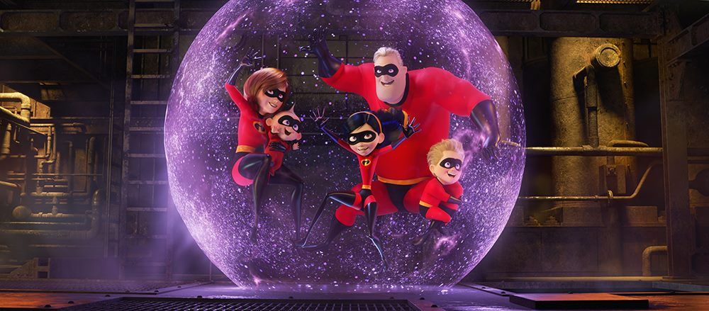 25 former students worked on 'Incredibles 2'