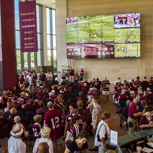 Football On Class Day Means 'Midnight' Yell At 10, More Changes