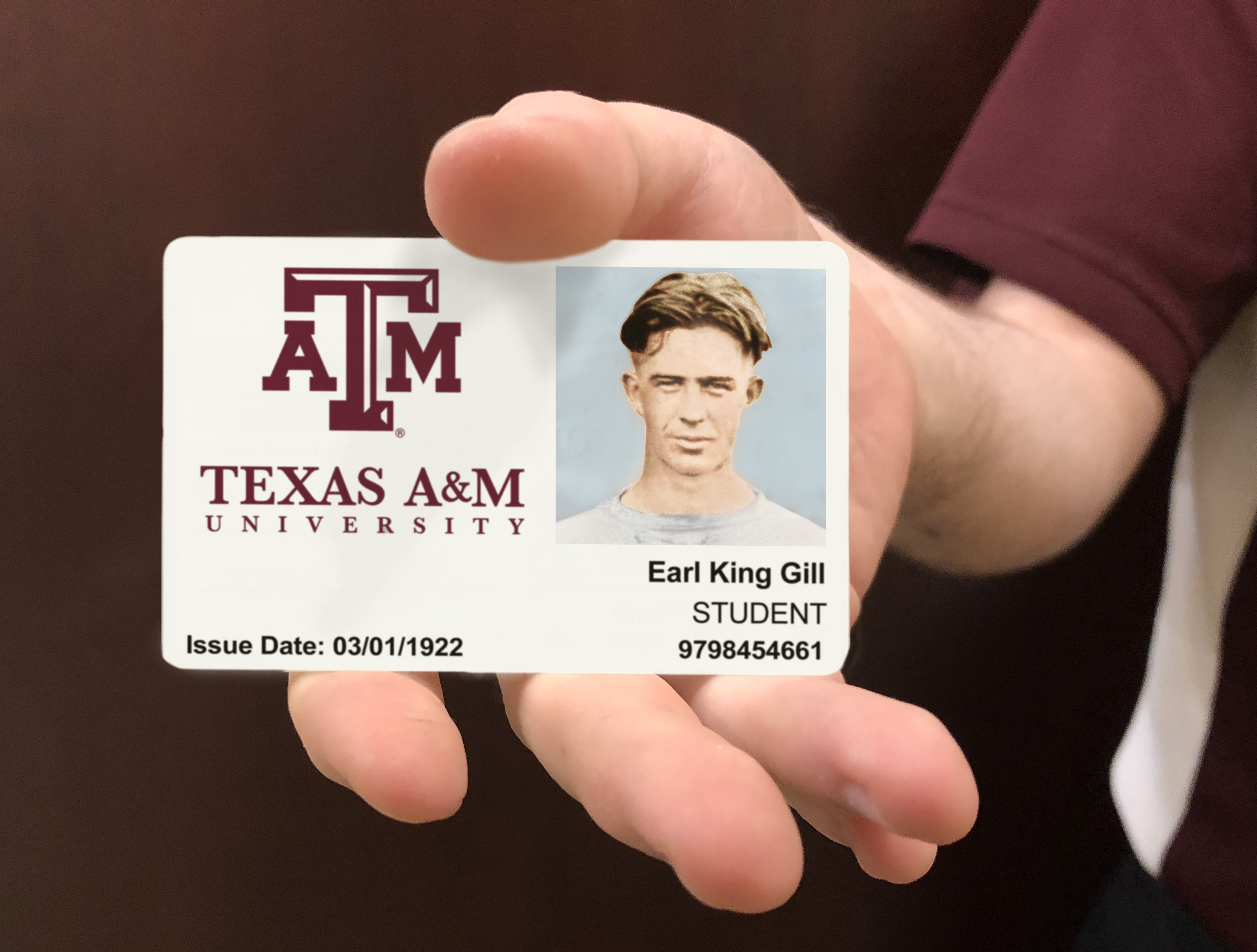 Welcoming Texas A&M's Class of '22!