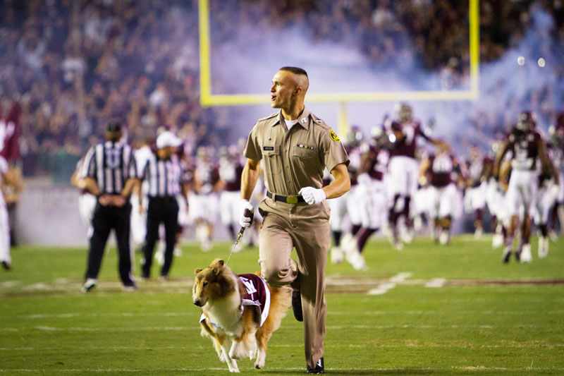 Reveille VIII's bond with Kreider '17 never broke