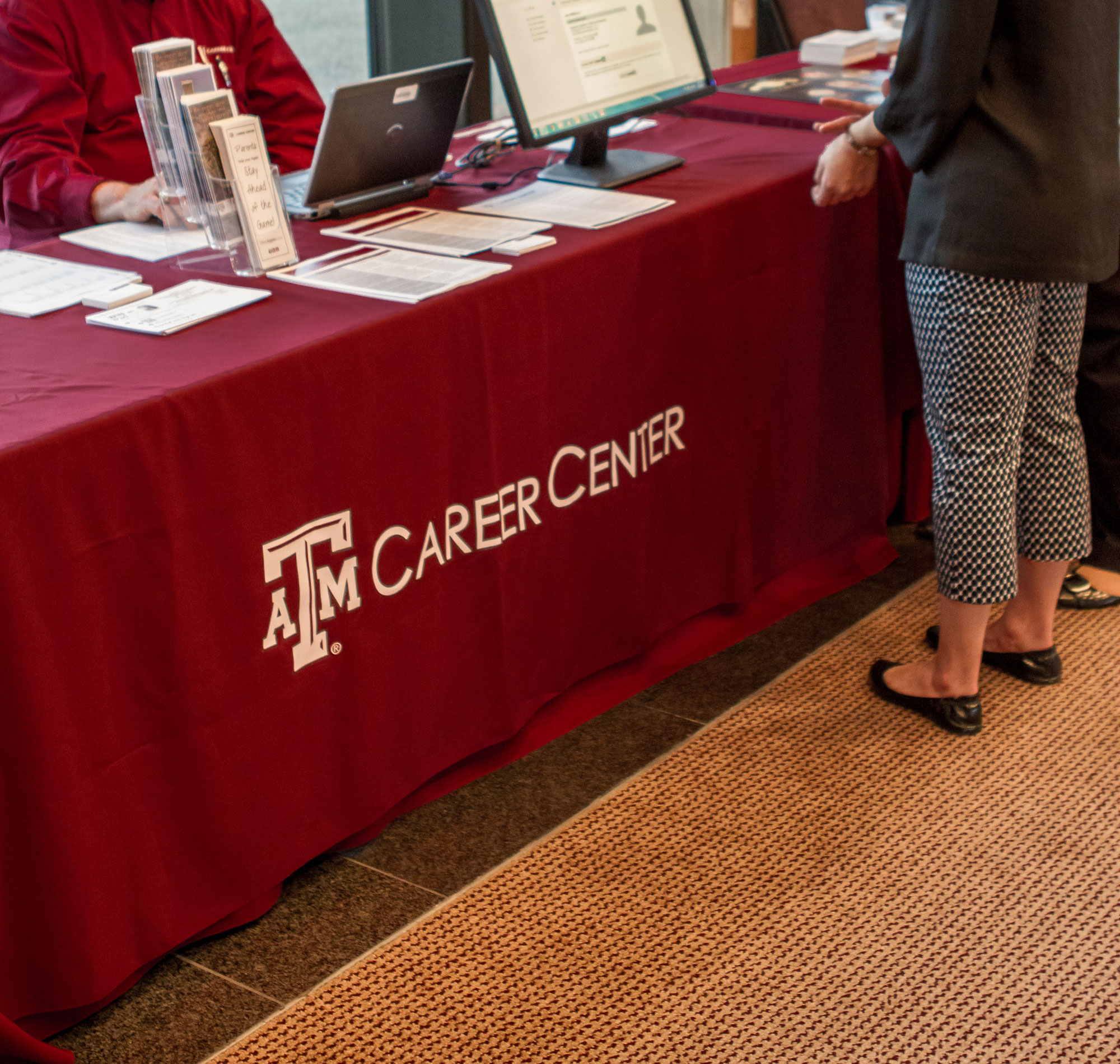 A&M Career Center webinar Aug. 23 for former students