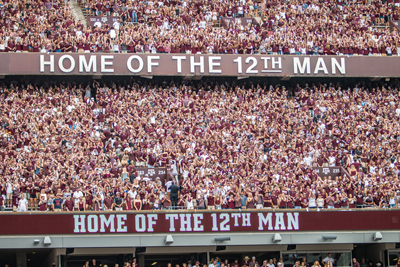 Clemson Fan Says Aggies 'Classy' on Game Day