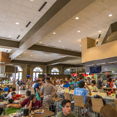 Student-Developed App Lets Aggies Meet, Eat At Sbisa