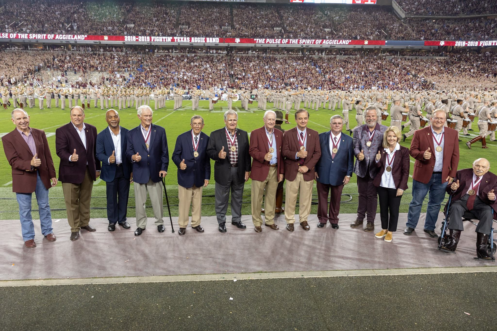 A&M, Association Honor 2018 Distinguished Alumni