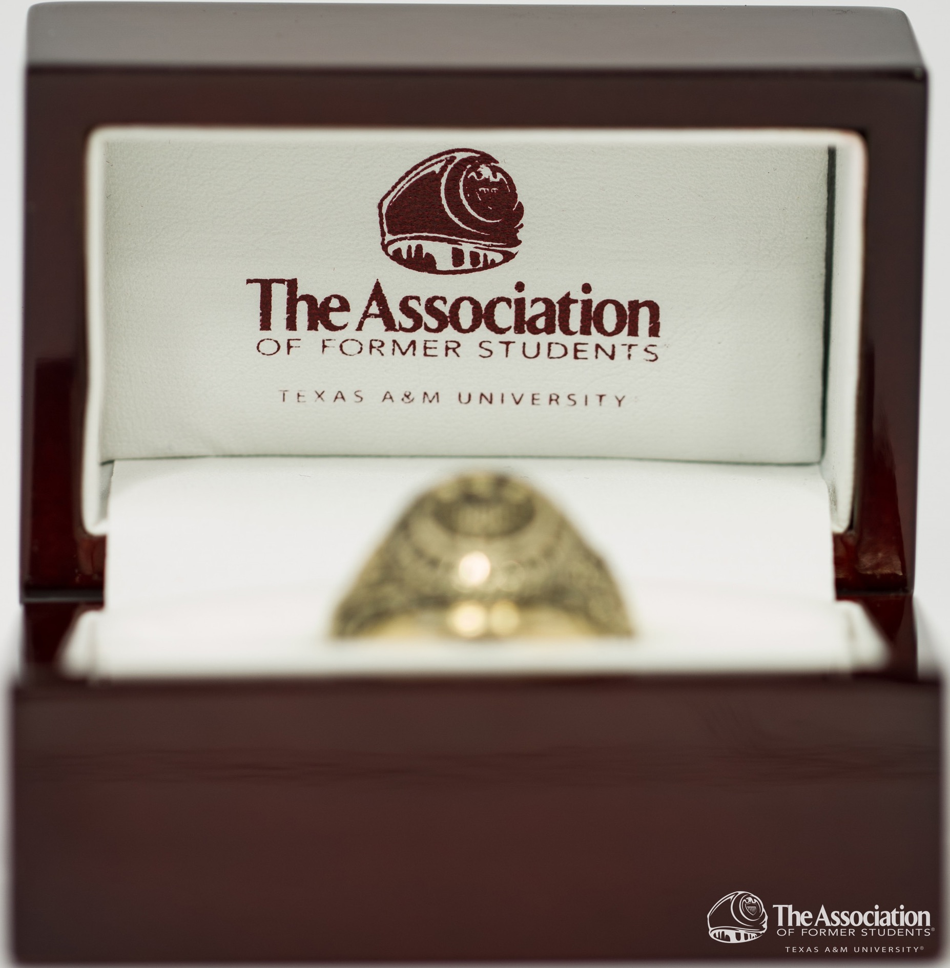 Around The Association: Fall 2018 Aggie Ring Days