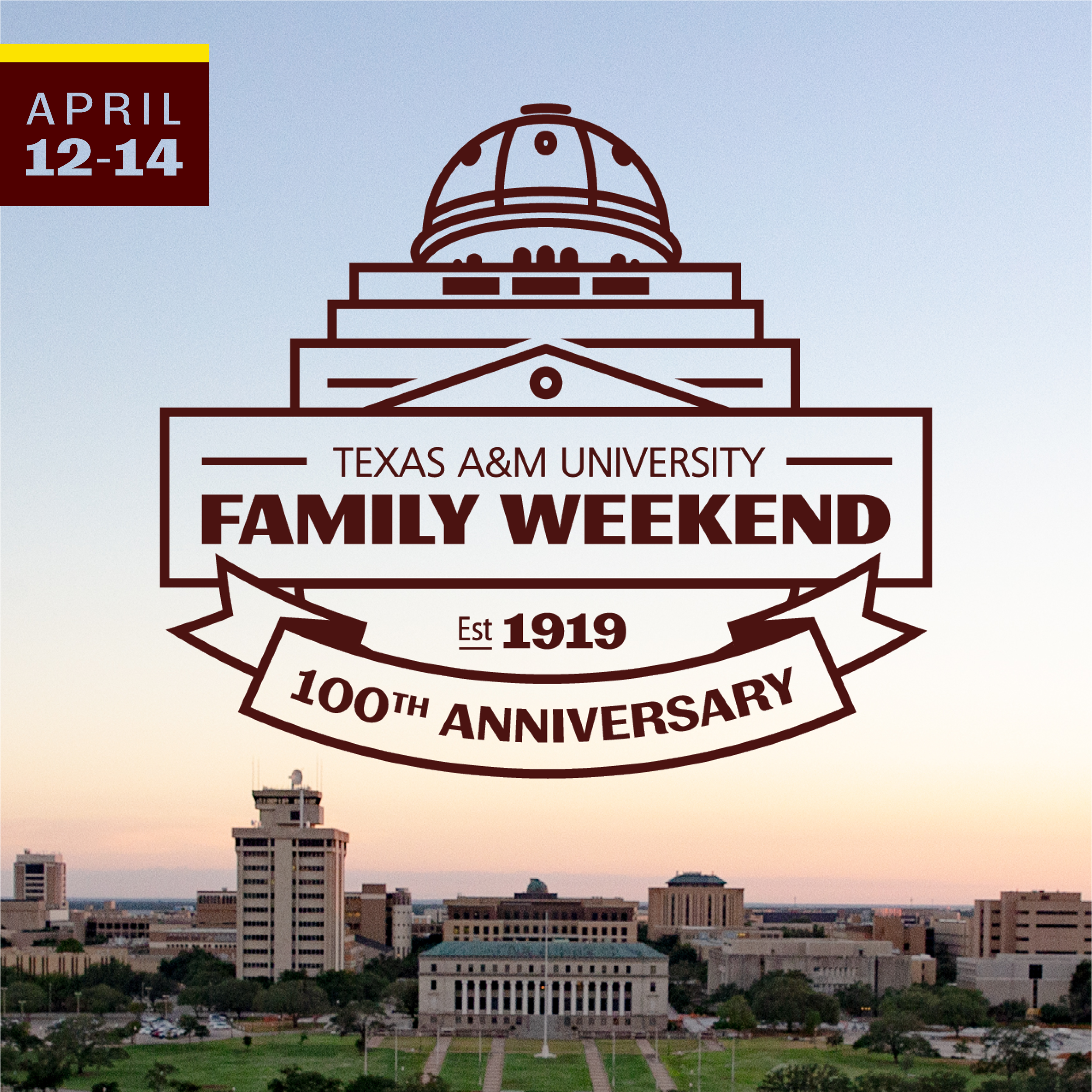 Send In Artifacts As Family Weekend Celebrates 100 Years