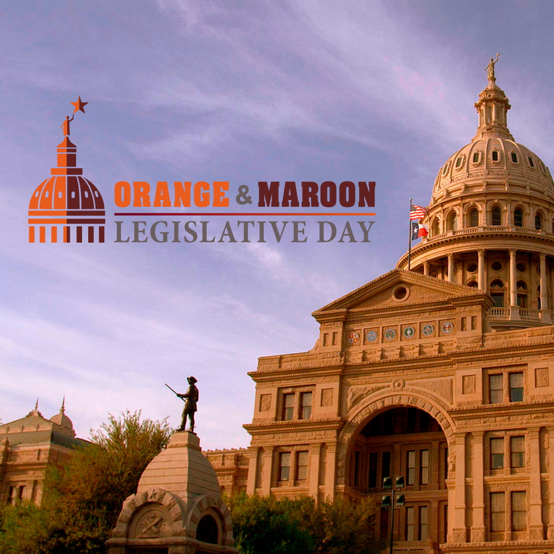 Aggies, Longhorns Call On All 181 Texas Legislators